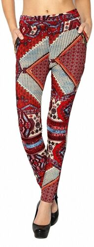 ToBeInStyle Women/'s Scuba Zipper Pants