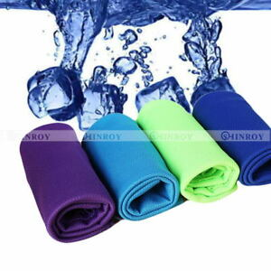Instant-Cooling-Towel-Reusable-Chill-Cool-Sports-Running-Jogging-Gym-Towel