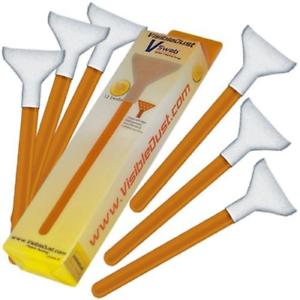 Visible Dust 12PK DHAP Orange Sensor cleaning Swabs 1.6X