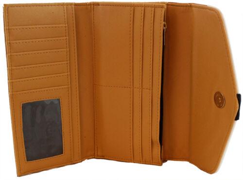 New UK Ladies Girls Wallet X Gift  Lovely 3D Fox Shape Faux Leather Wallet