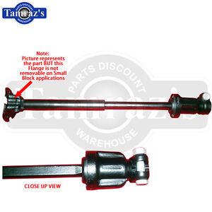 69-72 A Body Small Block- Steering Column Coupler to Gear Box INTERMEDIATE SHAFT