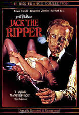 Jack the Ripper And HUMAN PREY-2 FILMS ON 1 DVD 2001)-NO CASE NO PAPER ARTWORKS