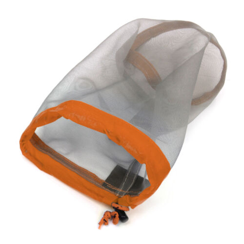 Light Mesh Packsack Transportsack Gepaecksack Netzbeutel Seesack Tasche M