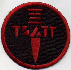 GI-Joe-3-034-Embroidered-Action-Force-Patch-TSATT-Tiefsee-Anti-Terror-Iron-on-Patch