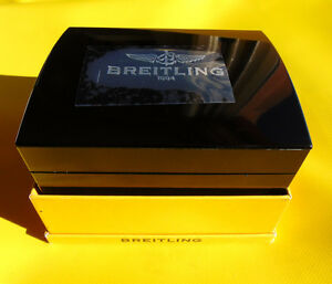 BREITLING-BOX-UHRENBOX-BAKELIT-WATCH-BOX-CASE-CAJA-DE-RELOJ-B003