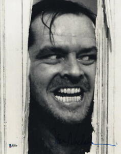 JACK-NICHOLSON-SIGNED-AUTOGRAPH-11x14-PHOTO-THE-SHINING-THE-DEPARTED-E
