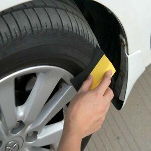 2PC-Auto-Raeder-Pinsel-Werkzeug-Applikator-Speziell-Fuer-Reifen-Reinigungs-Schwamm