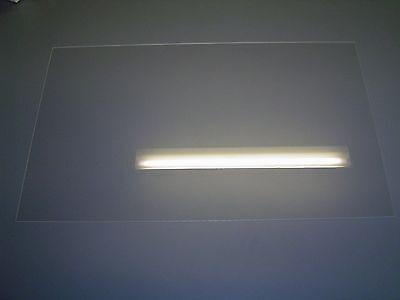 Clear Acrylic/Perspex Full Sheet 2440mm x 1220mm x 3mm