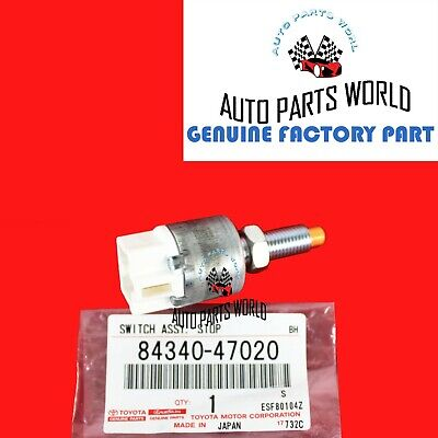 Genuine Toyota 84340-47020 Stop Lamp Switch Assembly
