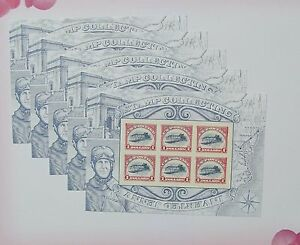 New-30-5-Mini-Sheets-x-6-INVERTED-JENNY-2-00-each-US-Postage-STAMPS-Sc-4806