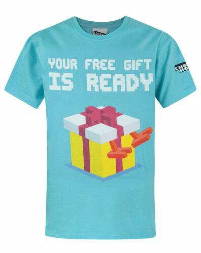 Crossy Road Free Gift Boy/'s T-Shirt