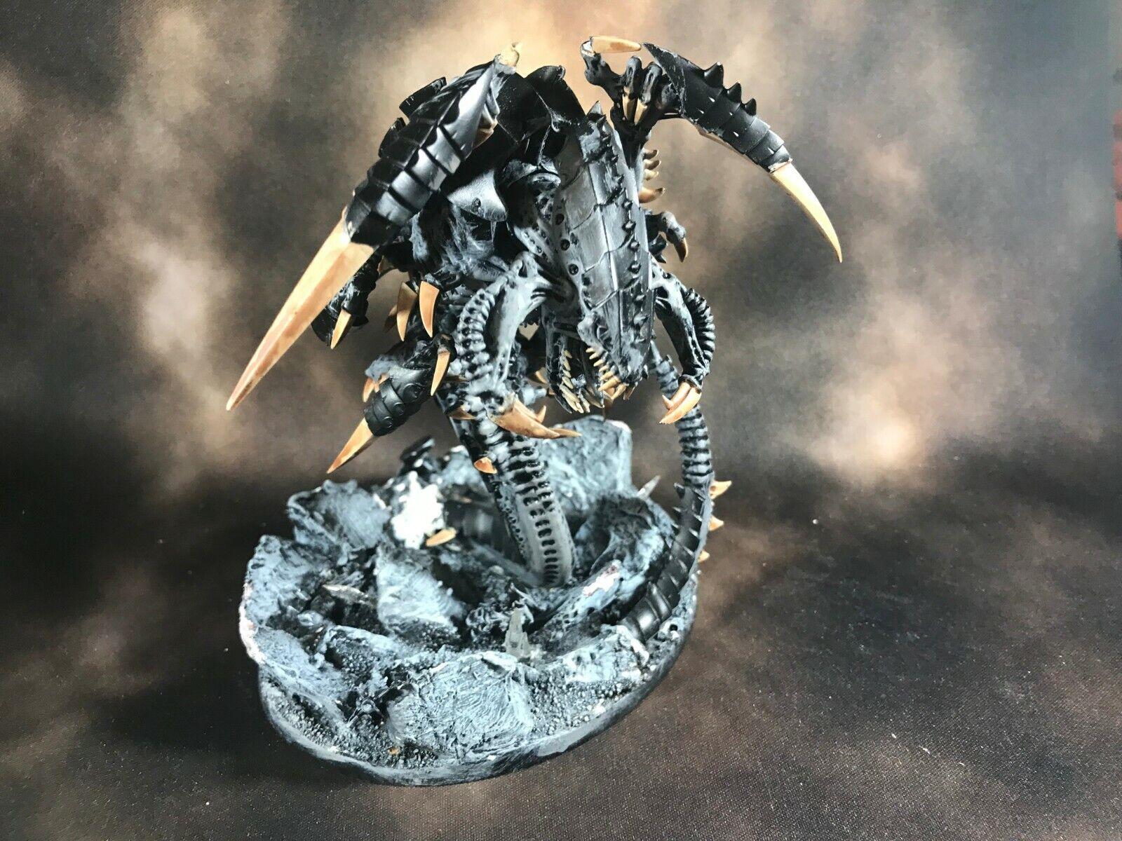 Warhammer  40k Tyranide GENESTEALER Cult voiturenifex peint  produit de qualité