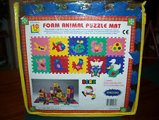 Kids Floor Mat Toddlers Play House Toys Bedroom Foam Gift Learn Animal Puzzle