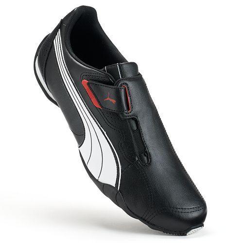 Nuevo Puma rojoon Move Hombre Calzado Negro Rojo blancoo 185999-02 Calzado Atlético Casual