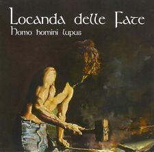 CD ROCK PROG PAPER SLEEVE VINYL RÉPLICA LOCANDA DELLE FACE / HOMO HOMINI LUPUS