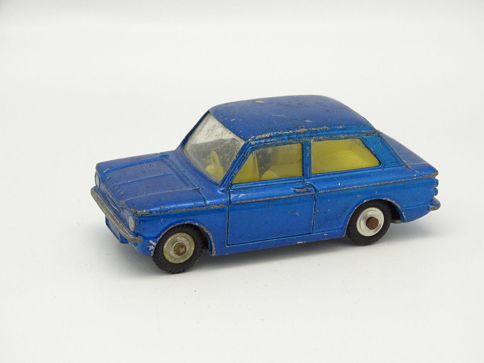 Corgi Toys SB 1 43 - Hillman DIAVOLETTO blue