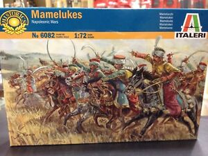 KIT-MAQUETA-MAMELUKES-NAPOLEONIC-WARS-1-72-ITALERI-6082