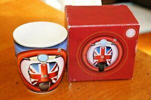 Scooter-Bone-China-Mug-Great-Britain-Flag-Lambretta-Vespa-Coffee-Tea-Cup-gift