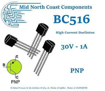 BC558A Transistor TO-92 2PCS Lote de 2PCS