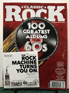 Details about Classic Rock Free CD 100 Greatest Albums Of The 60s March  2019 FREE SHIPPING JB