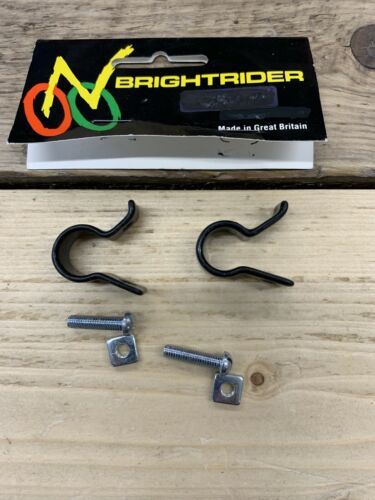 P-Clips For Bicycle Racks 11mm
