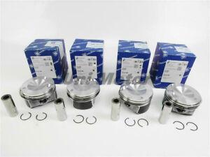 KS-OEM-Pistons-amp-Rings-Set-for-VW-Golf-Passat-Tiguan-AUDI-A3-Q3-2-0TSI-06H107065AM