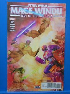 Star-Wars-Mace-Windu-5-Marvel-Comics-CB13634