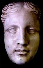 Greek Sculpture Aphrodite Venus de'Milo The goddess of Love mask wall mountable.