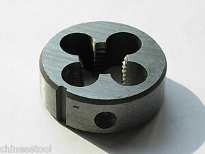 1pcs Metric Right Hand Die M18X1.0mm Dies Threading Tools 18mmX1mm pitch