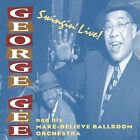 Swingin' Live by George Gee Big Band (CD, Nov-1998, Swing 46 Records)