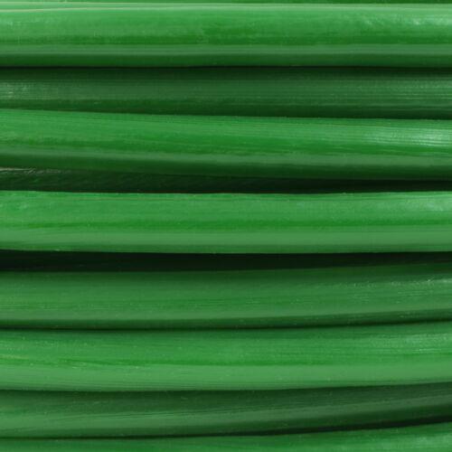 2mm CÂBLES GAINE PVC GALVANISÉ acier enrobe revetu toron corde filin zingué