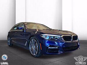 2017 BMW 5 Series 530i xDrive 18 000KMS! Groupe M Sport, Interieur B