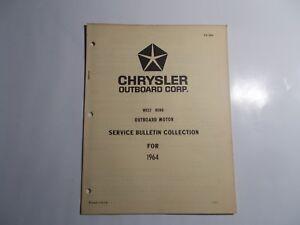 1964-CHRYSLER-OUTBOARD-MOTOR-TECHNICAL-SERVICE-BULLETINS