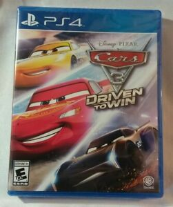 Cars 3: Driven to Win PS4 PlayStation 4