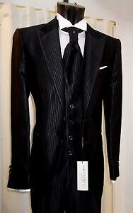 Kleidung & Accessoires Anzüge Kleid Bräutigam T.52 Unterzeichnet Carlo Pignatelli Suit Bräutigam