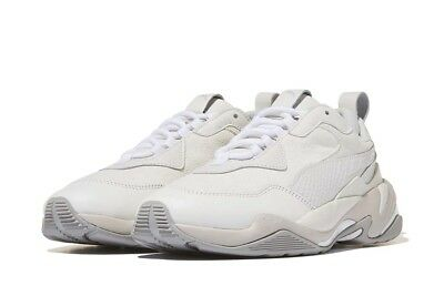 [PUMA] Thunder Desert White 36799703, Sports Shoes Unisex Athletic Sneakers  | eBay