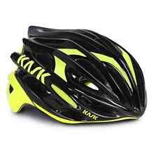 Kask Mojito Helmet  Black Flourescent Yellow Size Medium