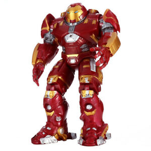 New Avengers Age of Ultron Iron Man Hulkbuster Action Figure Toys Present
