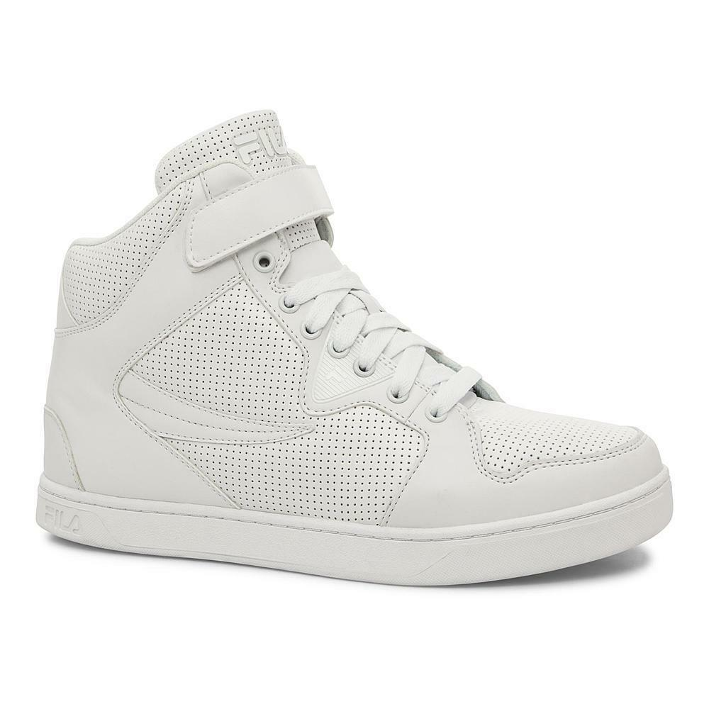 Uomo Fila Sofico White High Top Shoe Athletic  Gym Shoes Casual Fashion  Athletic  da Ginnastica 1c0e9d