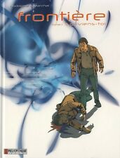 BD LE LOMBARD / EO / FRONTIERE / TOME 1 - SOUVIENS TOI--RODOLPHE / MARCHAL