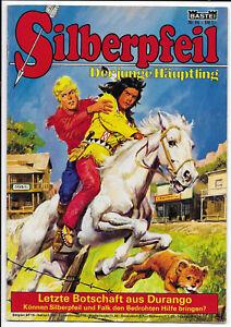 Silberpfeil-Nr-46-von-1970-TOP-Z1-ORIGINAL-BASTEI-WESTERN-COMICHEFT-Frank-Sels