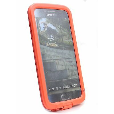 LifeProof Fre Case for Samsung Galaxy S6 Waterproof Cutback Coral 77-51636