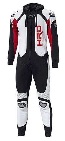 Héros SLADE Jumpsuit SW Rouge Confortable en Maison et pyjama en Confortable Cuir Combi optique 61a050