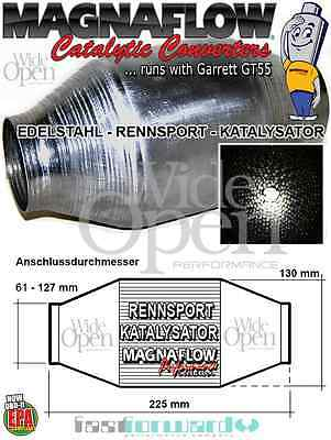 Magnaflow Sportkat 200 Zeller Rennkat Metallkat 130mm
