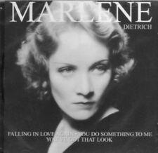 NEW CD.Marlene Dietrich.Falling In Love Again.........