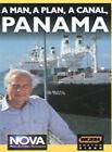 Nova - A Man, A Plan, A Canal, Panama (DVD, 2004)
