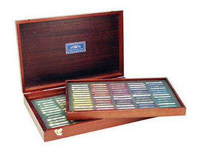 Winsor & Newton Soft Pastel 120 Wooden Box Set