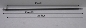 RESISTENZA LINEARE 45,5 CM