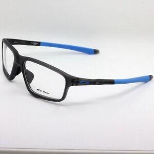 b6d650cc23 Sport A Crosslink Zero Eyeglasses Rx Eyewear Frames Satin Grey Smoke ...