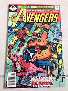 The-Avengers-156-February-1977-Dr-Doom-appearance